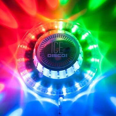 Disco 360 Ice - Sound Responsive LED Light Show
