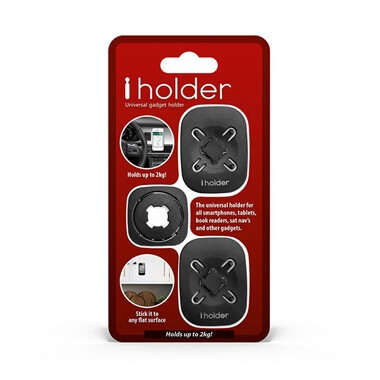 iHolder Phone and Gadget Holder - Black