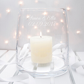 Personalised LSA Table Lantern