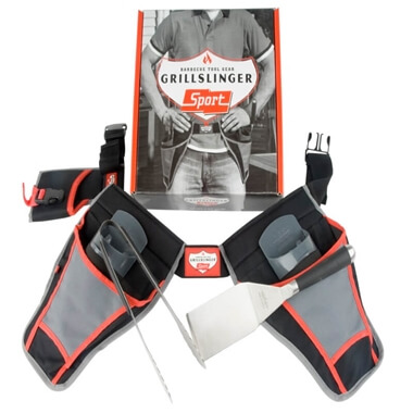 The Grillslinger Sport BBQ Kit
