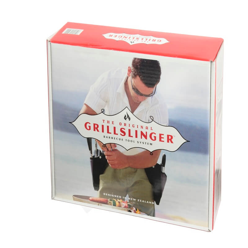 The Original Grillslinger BBQ Kit