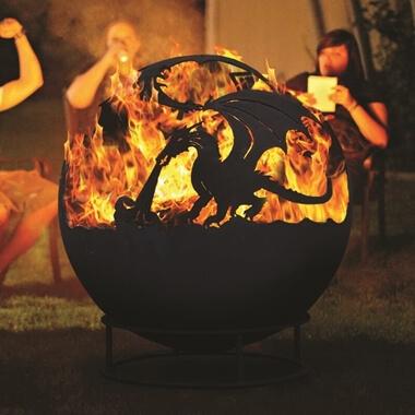 Dragon Fireball - Large