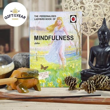 Personalised Ladybird Book of Mindfulness