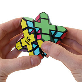 Skewb Xtreme  Brain Teaser Puzzle
