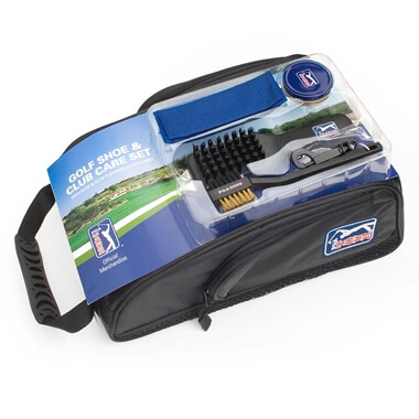 PGA Tour Golf Shoe Bag Kit