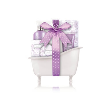 Winter In Venice - Lavender Mist Bath Tub