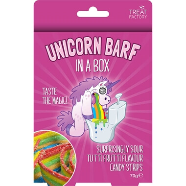 Unicorn Barf In A Box