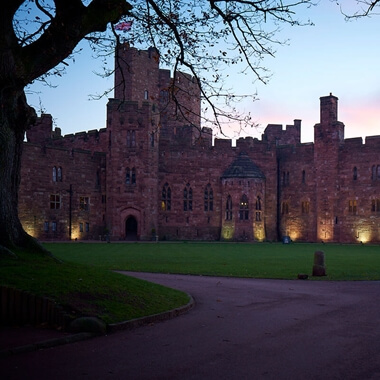 Two Night Boutique Break at Peckforton Castle