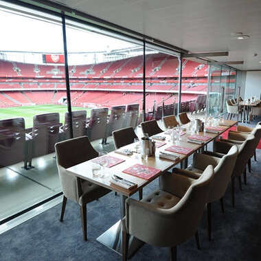 Adult Legends Tour of Emirates Stadium