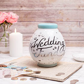 Wedding Money Pot