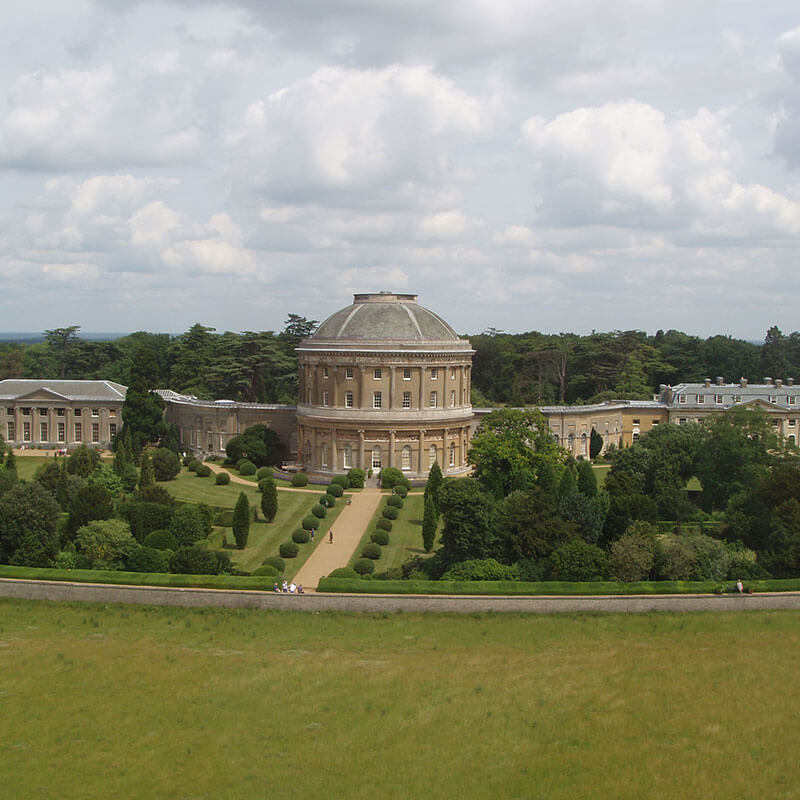 Afternoon Tea for Two at The Ickworth