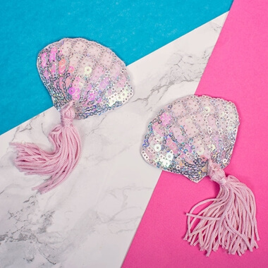 Mermaid Nipple Tassels
