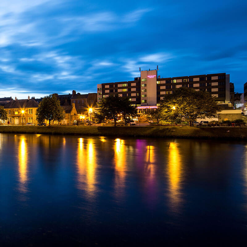 Two Night Hotel Break at Mercure Inverness Hotel