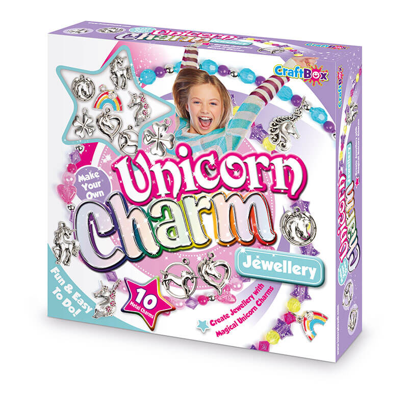 Unicorn Charm Jewellery