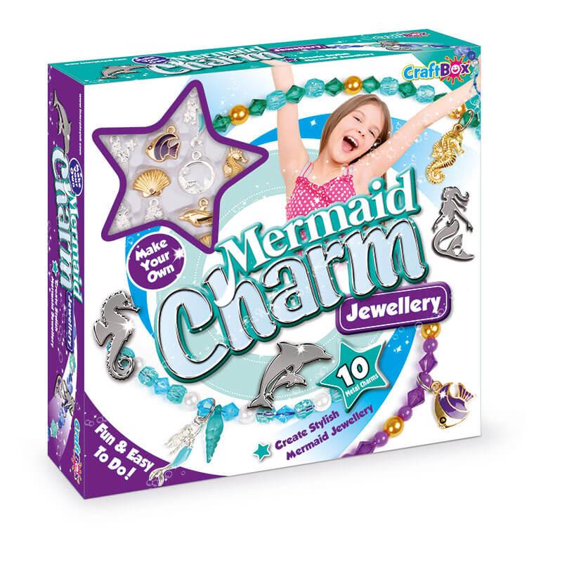 Mermaid Charm Jewellery