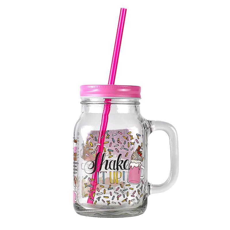 Eton Mess Freakshake Jar