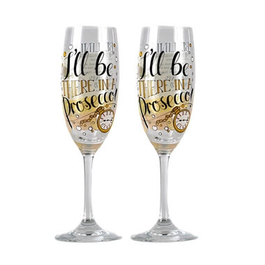 Prosecco Cocktail Glasses