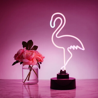 Flamingo Neon Lamp