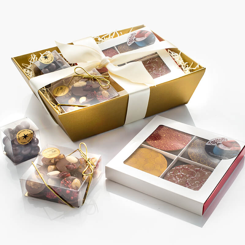 Gourmet Chocolate Cafe Hamper