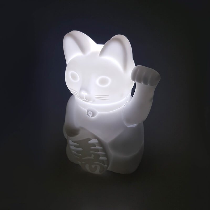 Waving Cat Lamp