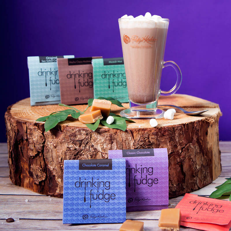 Drinking Fudge Gift Set