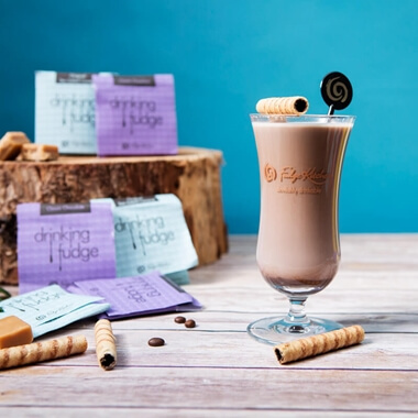 Drinking Fudge Frappe Gift Set