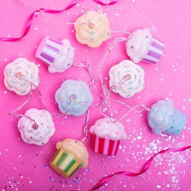 Cupcake Fairy Lights