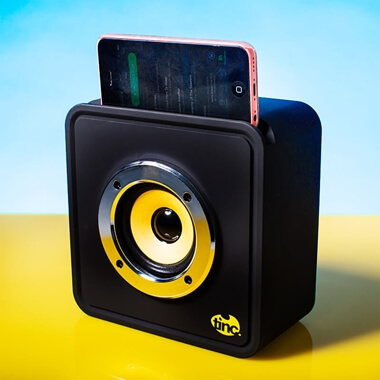 Big Boom Wireless Stand 'n' Speaker