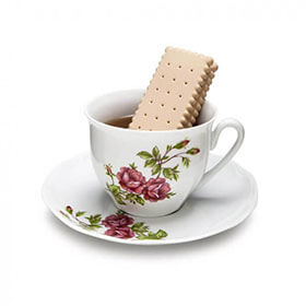 Biskviti Biscuit Shaped Tea Infuser