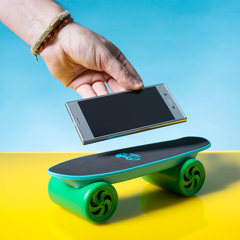 Skateboard Wireless Speaker