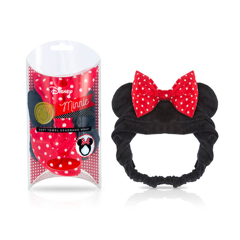 Minnie's Soft Towel Headband Wrap