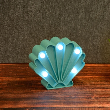 Shell Marquee Light