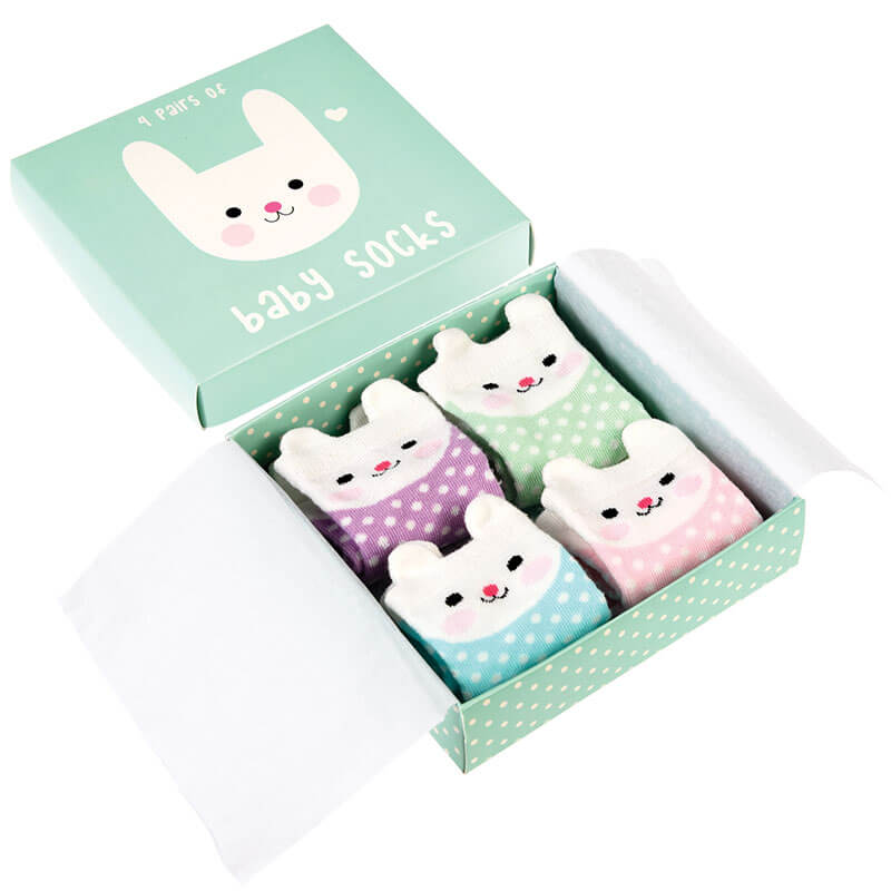 Bunny Baby Socks