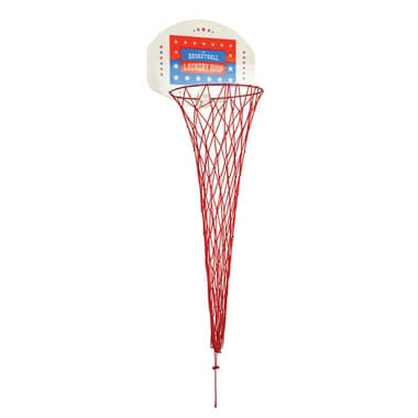 Basketball Laundry Hoop