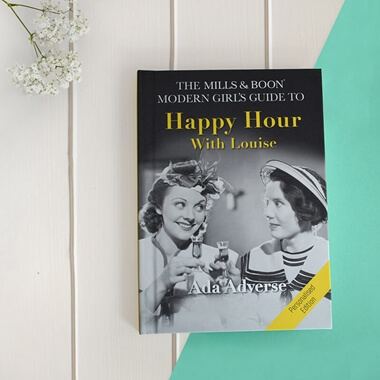 Personalised Mills & Boon Girls Guide - Happy Hour
