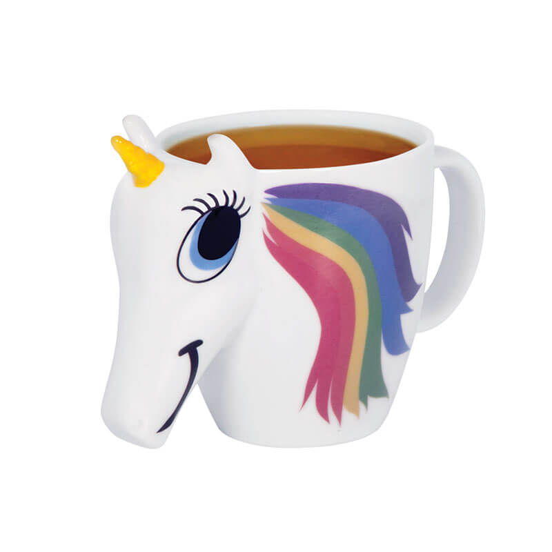 Colour Changing Unicorn Mug