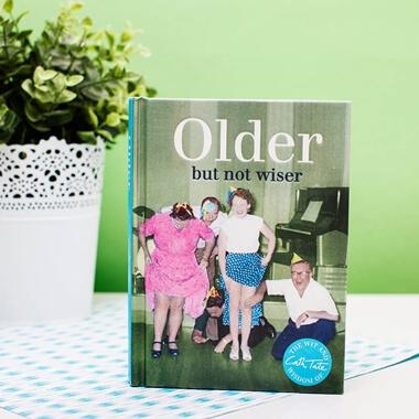 Older: But Not Wiser