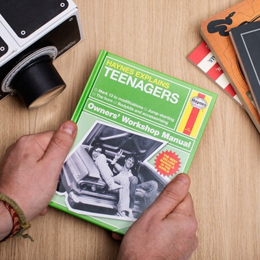 Haynes Explains Teenagers - Owners Workshop Manual