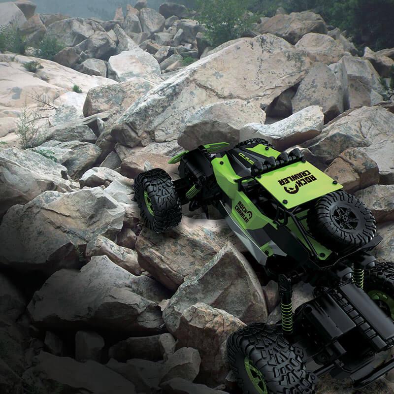 Remote Control Rock Crawler