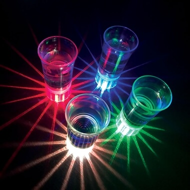 Light Up Shot Glasses