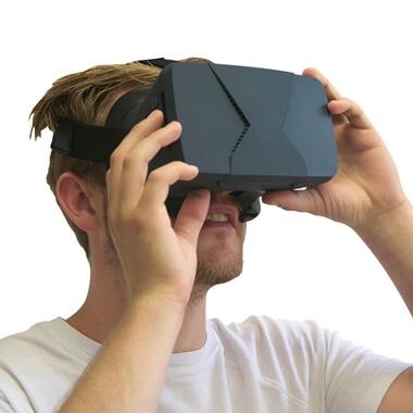 Virtual Reality Vizor Gamer