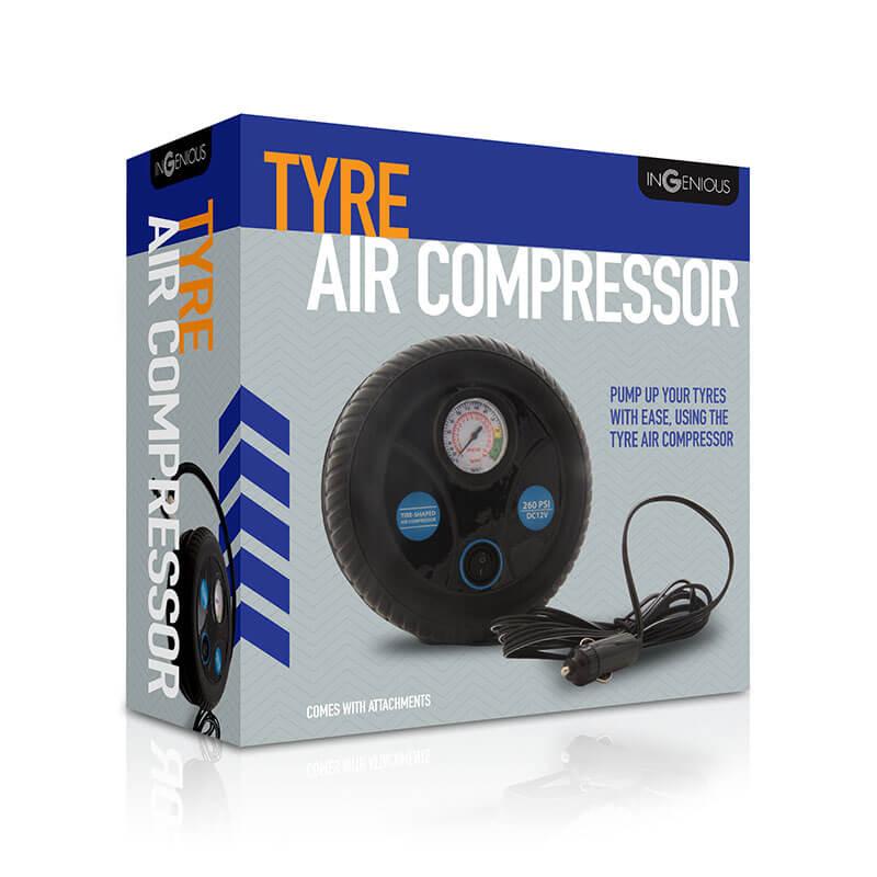 Tyre Air Compressor