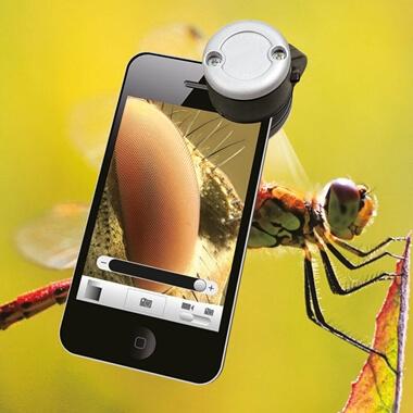 iPhone Microscope