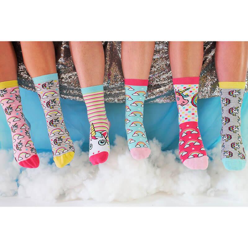 Be A Unicorn Socks