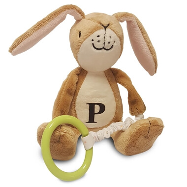 Personalised Attachable Soft Toy