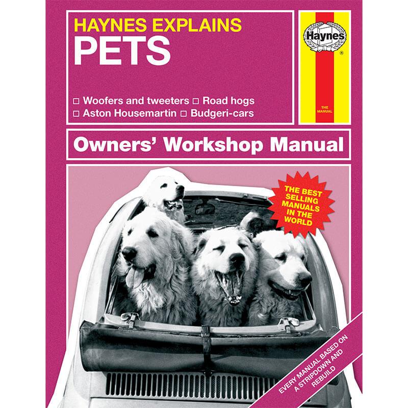 Haynes Explains Pets