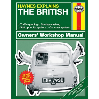 Haynes Explains The British