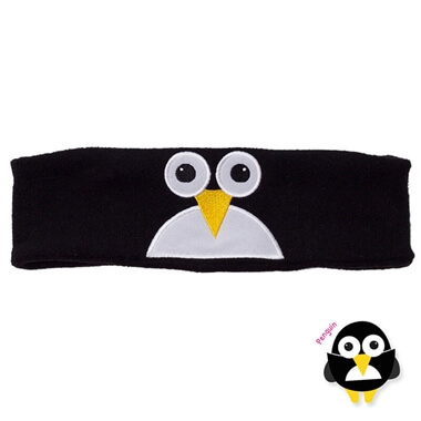 Snuggly Rascals Headphones - Penguin