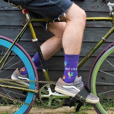 Nice Cock Socks