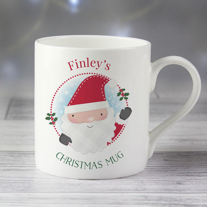 0838ea8a Personalised Christmas Mug - Buy from Prezzybox.com